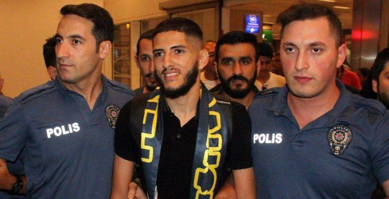 Fenerbahçe'nin yeni transferi İstanbul'a geldi