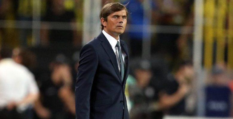 Fenerbahçe teknik direktörü Phillip Cocu'dan Benfica maçı sonrası ilk açıklama