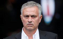 Manchester United Menajeri Jose Mourinho kadın muhabire patladı!