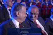 Mustafa Cengiz ve Abdurrahim Albayrak'ın kura sevinci