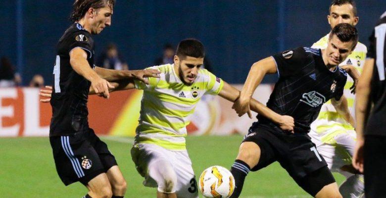 Dinamo Zagreb Fenerbahçe 4-1