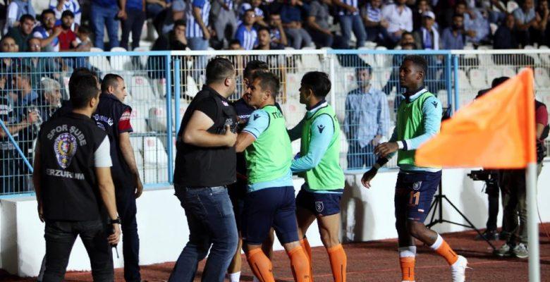 Emre Belözoğlu, Erzurum'da çılgına döndü!