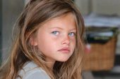 En güzel kız çocuğu büyüdü, en genç işletme sahibi oldu
