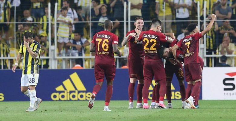 Fenerbahçe'ye evinde büyük şok!