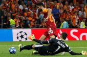 Galatasaray'ın yıldızı Emre Akbaba galibiyet sonrası konuştu