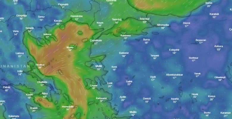 Meteoroloji'den Marmara için son dakika kasırga ve kuvvetli yağış uyarısı