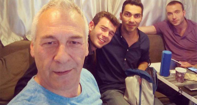 Oyuncu Mehmet Uslu hayatını kaybetti!