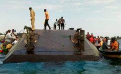 Tanzanya'da korkunç feribot kazası