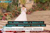 İngiliz kraliyet düğününde altyazı faciası