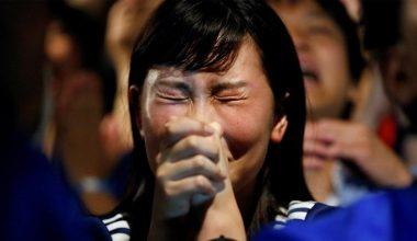 Japonlar stresle başa çıkabilmek için ağlama dersi alıyor