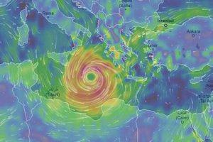 Kasırga Türkiye'yi 'teğet geçti' derken yeni uyarı geldi!