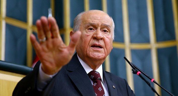 MHP lideri Devlet Bahçeli talimat verdi