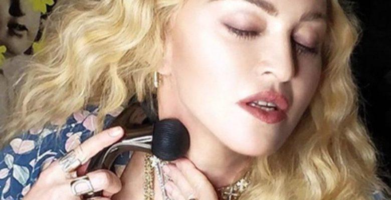 Madonna'dan olay yaratan paylaşım… Hayranları ikiye bölündü