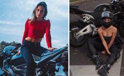 Motoruyla ünlenen blogger korkunç kazada hayatını kaybetti