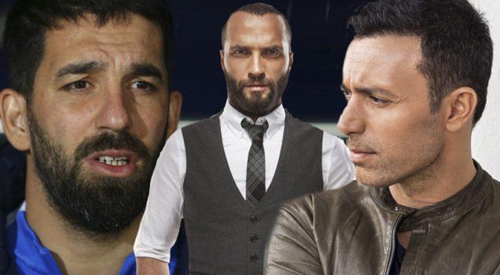 Mustafa Sandal'dan Berkay ve Arda Turan açıklaması