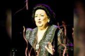 Opera sanatçısı Montserrat Caballe öldü