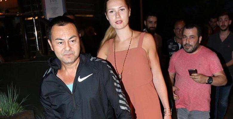 Serdar Ortaç'ın eşi kaza geçirdi