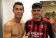 Bellanova'nın Ronaldo'yla çektirdiği fotoğrafta Chiellini çırılçıplak yakalandı!