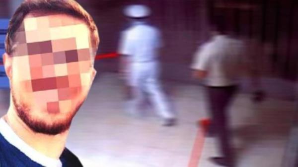 FETÖ hükümlüsü eski yüzbaşı, görüşme odasında avukatıyla ilişkiye girerken basıldı