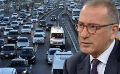 Fatih Altaylı: 'Vatandaş arabasını neresine sokacak?'
