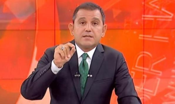 Fatih Portakal canlı yayında itiraf etti