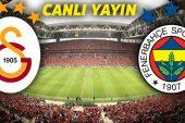 Galatasaray Fenerbahçe derbisinde gergin anlar! Ortalık bir anda karıştı