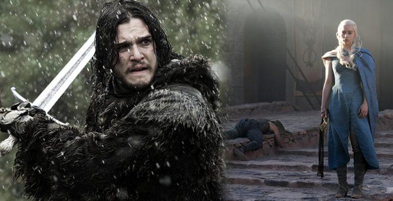 Game of Thrones'tan son haber! Dizi tarihinin en büyük savaş sahnesiyle dönüyor