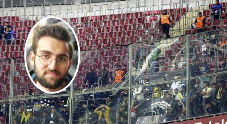 Hayatını kaybeden Fenerbahçe taraftarı Koray Şener, ultrAslan'ın kurucusunun yeğeniymiş
