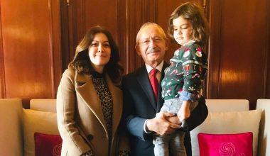 Kılıçdaroğlu Eren Erdem'in ailesiyle görüştü