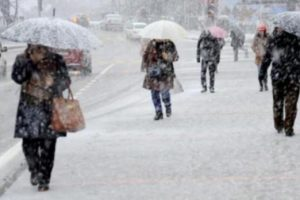 İstanbul'a 7 günlük korkutan kar uyarısı!