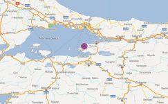 Marmara depremi Twitter'da zirveye yerleşti