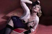 Madonna çıplak fotoğrafını paylaştı ve…