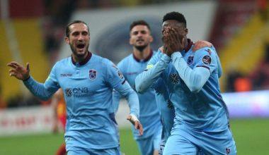 Annesini kaybetti… İznini kullanmayıp Trabzonspor'u galibiyete taşıdı!
