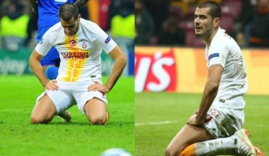 Galatasaray-Porto maçında Eren Derdiyok isyanı!