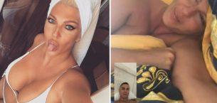 Jelena Karleusa'nın skandal fotoğrafları ortaya çıktı!