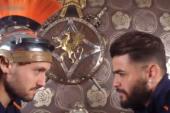 """Başakşehirli Stefano Napoleoni ve Júnior Caiçara, """"Çiçek Abbas"""" atışması Yaptı"""