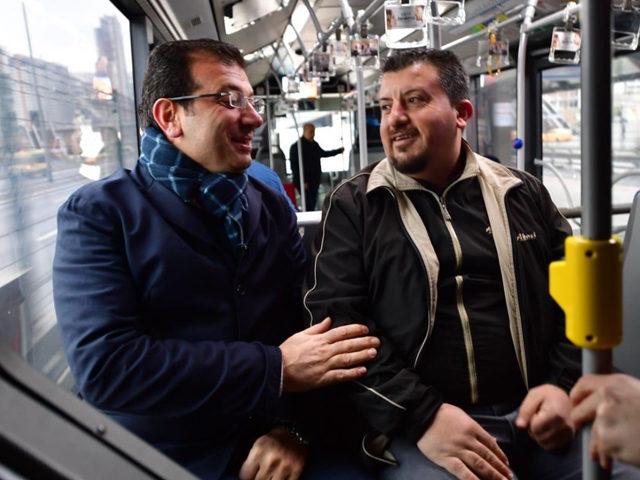 'İkramiye çıkarsa hayalim metrobüs almak' demişti! Bu sabah bakın ne oldu