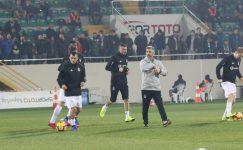 Akhisarspor Beşiktaş maçı öncesi Burak Yılmaz'a şok!