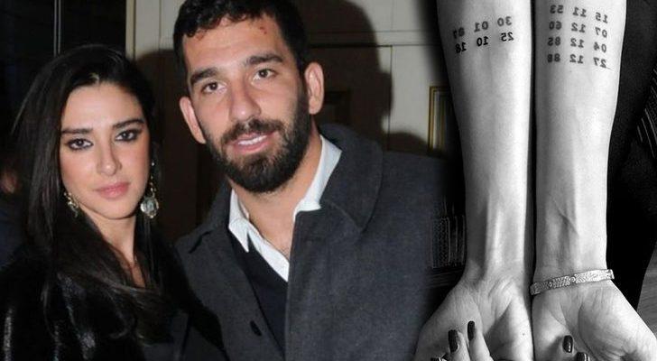 Aslıhan Doğan'dan dövme paylaşımı!