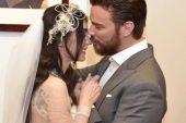 Burcu Kıratlı ve Sinan Akçıl evlendi
