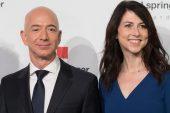 Dünyanın en zengin çifti Jeff Bezos ve eşi MacKenzie Bezos boşanıyor
