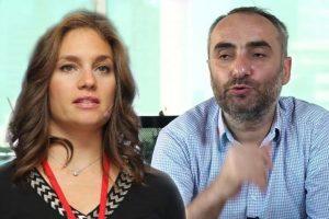 Twitter'da Nevşin Mengü ile İsmail Saymaz tartışması!
