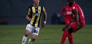 Eljif Elmas'a Fenerbahçeden Şok Ceza