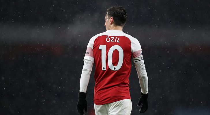 Mesut Özil'in hayranı olduğu Türk dizisi!