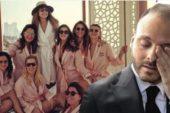 Mina Başaran'ın nişanlısı Murat Gezer: Meleğimin emaneti…