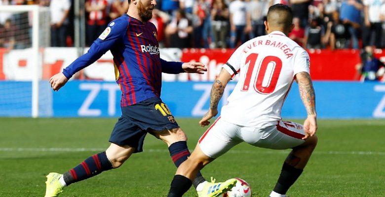 Lionel Messi destan yazdı…