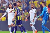 Beşiktaş Fenerbahçe maçında tarihte bir ilk…