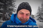 Cüneyt Özdemir'in sosyal medya gündemine oturan hikayesi