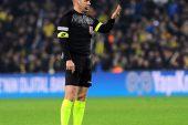 Fırat Aydınus'un Fenerbahçe – Atiker Konyaspor maçında verdiği kararlar tepki çekti