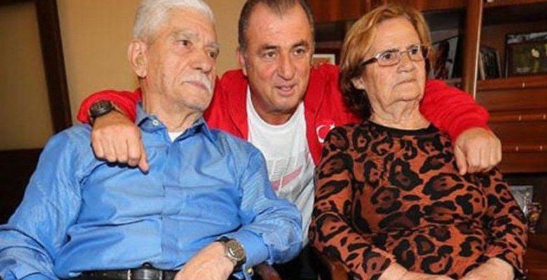 Fatih Terim'in babası Talat Terim hayatını kaybetti